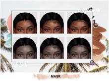 MASK - Frontal Hairbases (Omega)
