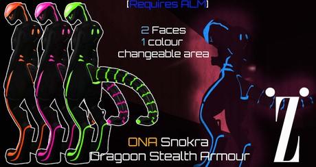 [inZoxi] - ONA Snokra Dragoon Stealth Armour