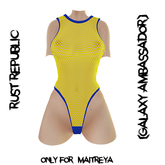 RUST REPUBLIC[galaxy ambassador] suit Yellow (maitreya)
