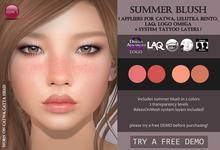 Izzie's - Summer Blush