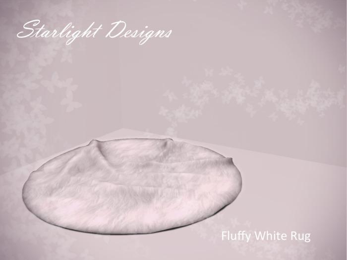Starlight Designs - Fluffy Rug PROMO