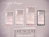 Starlight Designs - Wall Vanity Mirror.