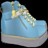 {D:D} Sneakers  blue