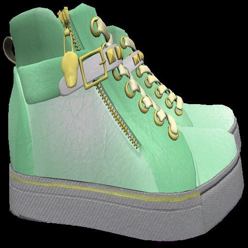 {D:D} Sneakers  green/mint