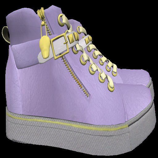 {D:D} Sneakers  lilac