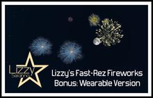 ** Lizzy's * Fast-Rez Fireworks