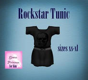 {.Gross Princess.} For Him Rockstar Tunic