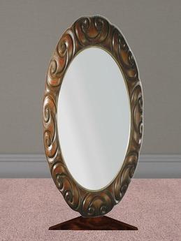 Working Mirror Baroque