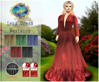 .Viki. Lena Dress - Westeros(Wear)