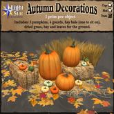 *LightStar- Autumn Decorations