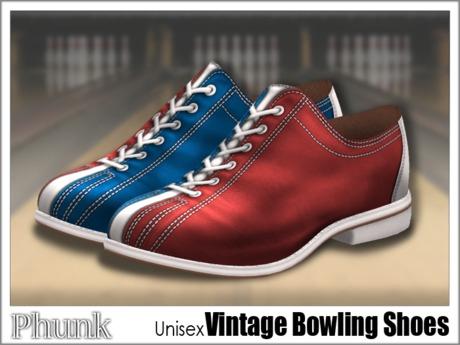 Marketplace - [Phunk] Vintage Bowling Shoes