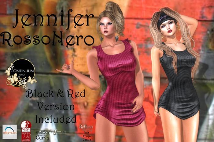 Continuum Jennifer RossoNero