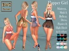 BWC Flapper Girl _Promo!