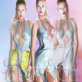 "Elegance Boutique -Shirt Bra - DEMO - ""Gypsy"" - Maitreya /Slink / Belleza"