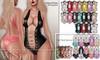{ViSion} - Bodysuit Felisity - FAT PACK - Maitreya / Belleza / Slink Physique - Hourglass