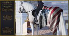 Cheval D'or - WHRHQH - Silk Blanket (Flag Edition) (Wear)
