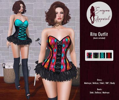 [EN] Rita Outfit { ADD ME }