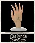 Celtic Finger Bracelet