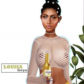 Louisa Catya Catwa Shape