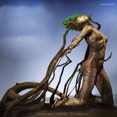 i.mesh - ROOTS statue ArtWork