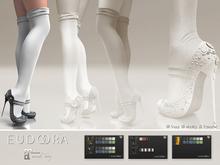 Eudora3D Alice Pumps&Socks (Maitreya) MBG