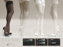 Eudora3D Mina Stockings&Stillettos (Maitreya) MBG
