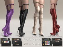 Eudora3D Wanda Stillettos&Stockings (Maitreya) FATPACK