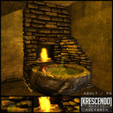 [Kres] Rustic Rockbath - PG