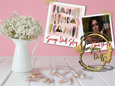 ~GD~Savage Doll Slay(Multi Mani Pack) - Vista Bento PROHANDS