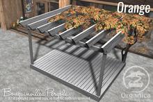 [ Organica ] Bougainvillea Pergola - (Orange)
