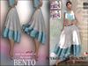 bag Skirt Line BENTO W/CH *Arcane Spellcaster* Ak-Creations