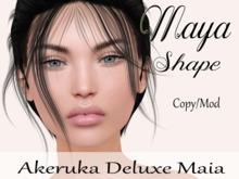 Maya Shape [AK Deluxe] - Maia Bento Head