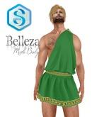 XK Perseus Toga Green