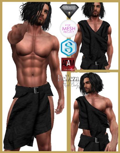 XK Roman Life VII Black