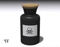 Poison bottle 001