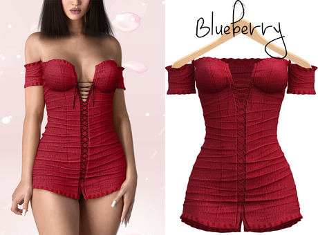 Blueberry - Danni - Corset Dress - {Extra 9}