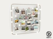 ROIRO - Polaroid deco (RFL) BOXED