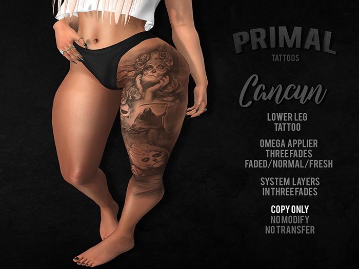 PRIMAL - :Cancun:
