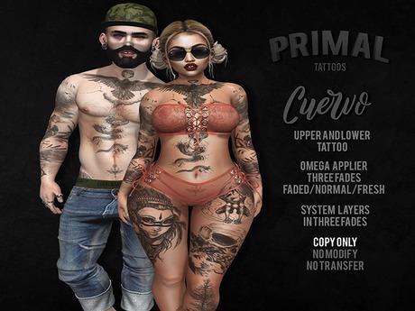 PRIMAL - :Cuervo: