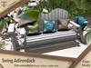 Swing adirondack  .:JC:. (PG 161 animation) (no movement)