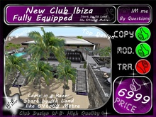 * New Club Ibiza * Fully Equipped ** 4000 qm Land **