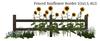 Fenced Sunflower Border 1(5x1.5, 8LI)