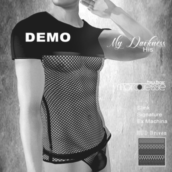 [Marquesse] My Darkness His DEMO