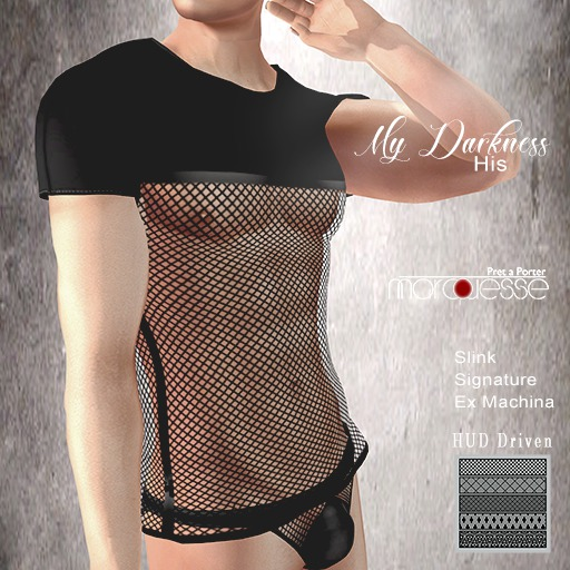 [Marquesse] My Darkness His Shirt