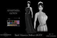 [[BR]] ANASTASIA GOWN -DEMO-
