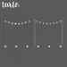 Tarte. pathway lights kit 2