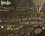 Tarte. stone path kit
