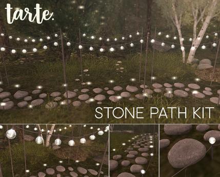 tarte. stone path kit - FULL SET