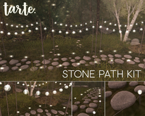 tarte. stone path kit - FULL SET