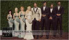Ardent Poses - Traditional Wedding Party